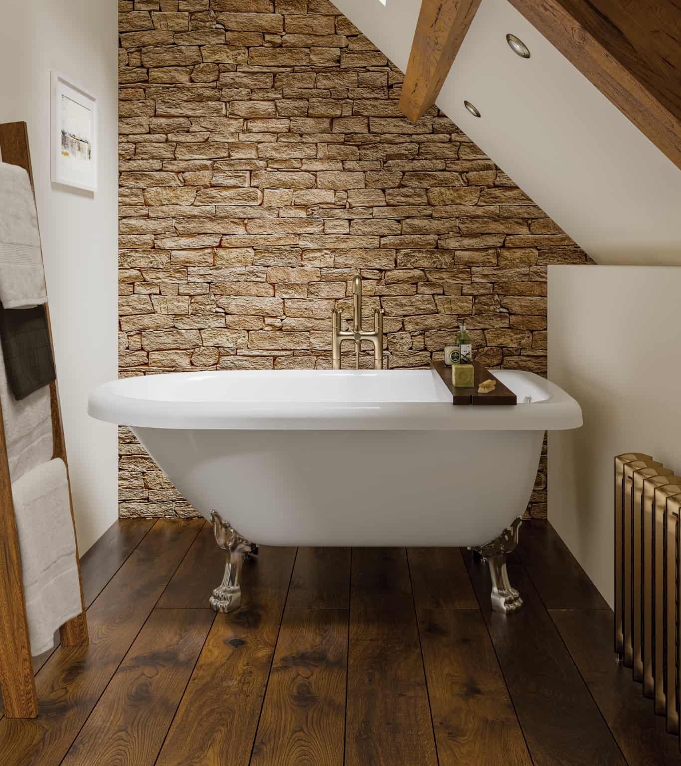 The Trojan Uppingham Bath