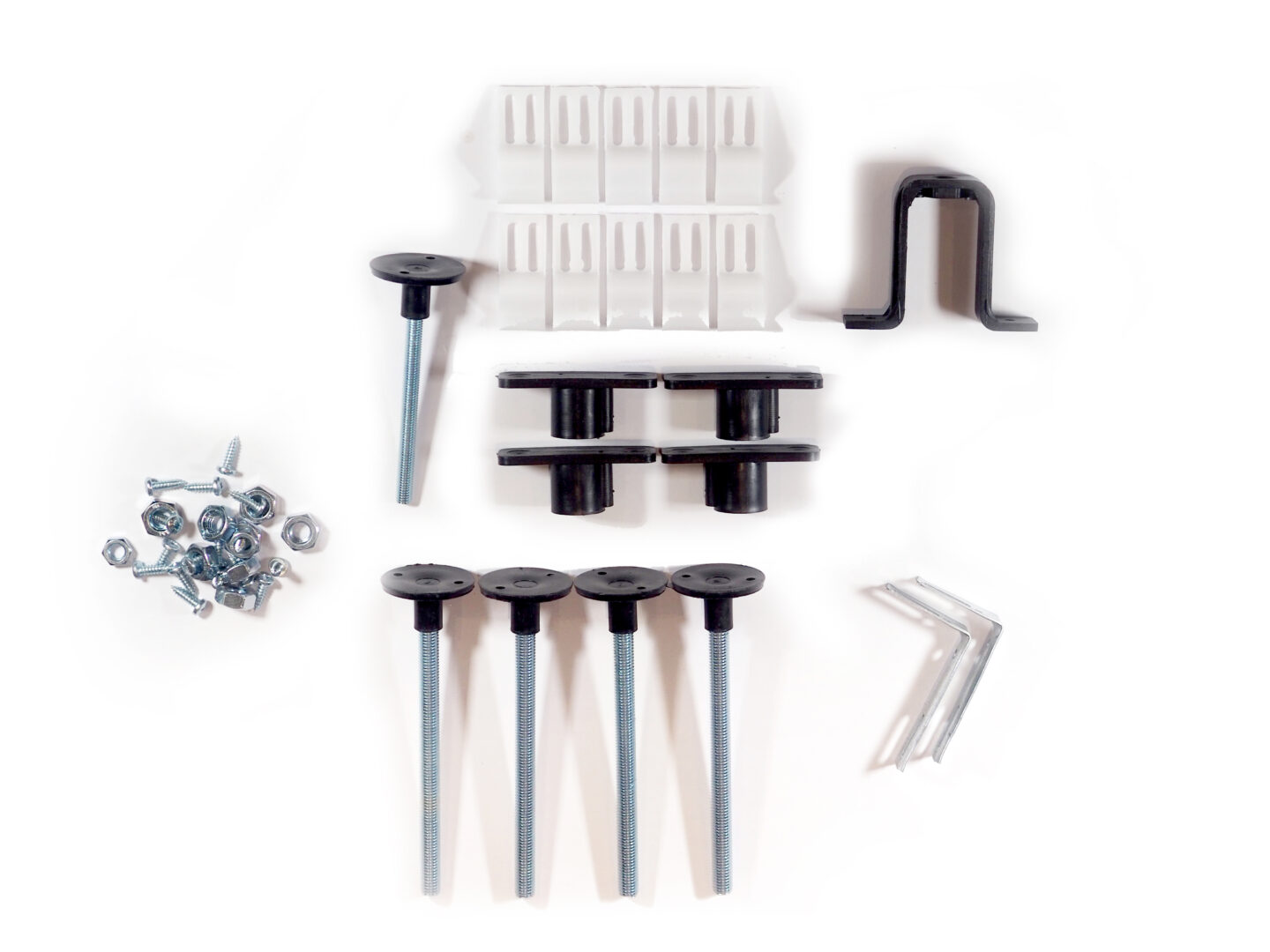 spare parts for p-shaped bath fitting