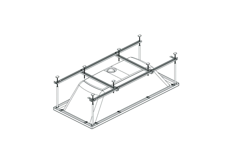 image of universal engineered frame